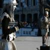 Estatuas humanas
