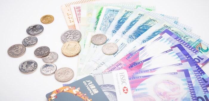 シンガポール・ドルなどの外貨お金