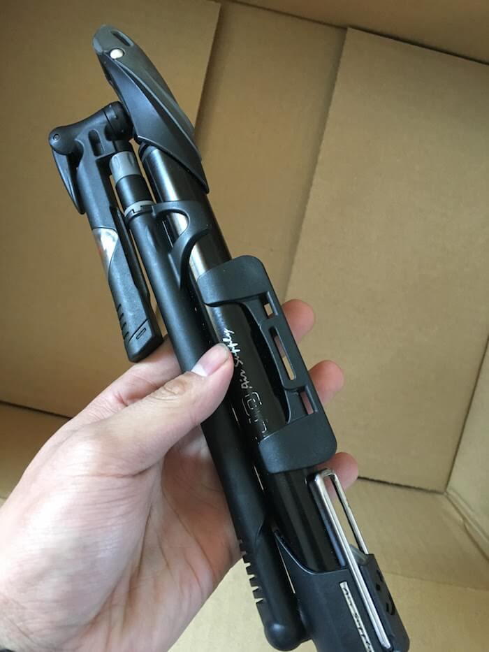 GIYO(ジーヨ) 携帯用マイクロフロアポンプ [GM-71]