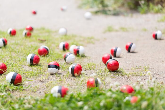 紅白ボールの人気がメディアに紹介される